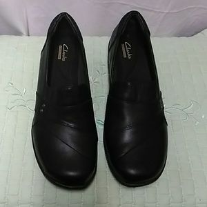 Clarks Slip On Shoes